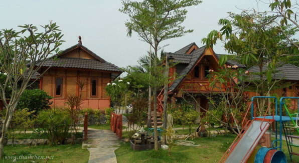 Originelles Resort in Thailand